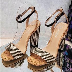 After five heels